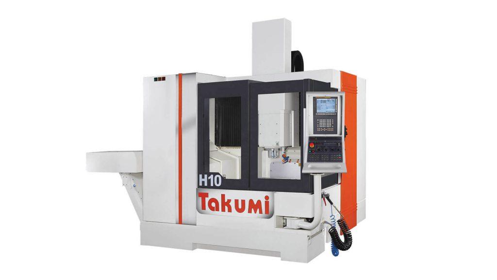H10 Double Column Machining Center